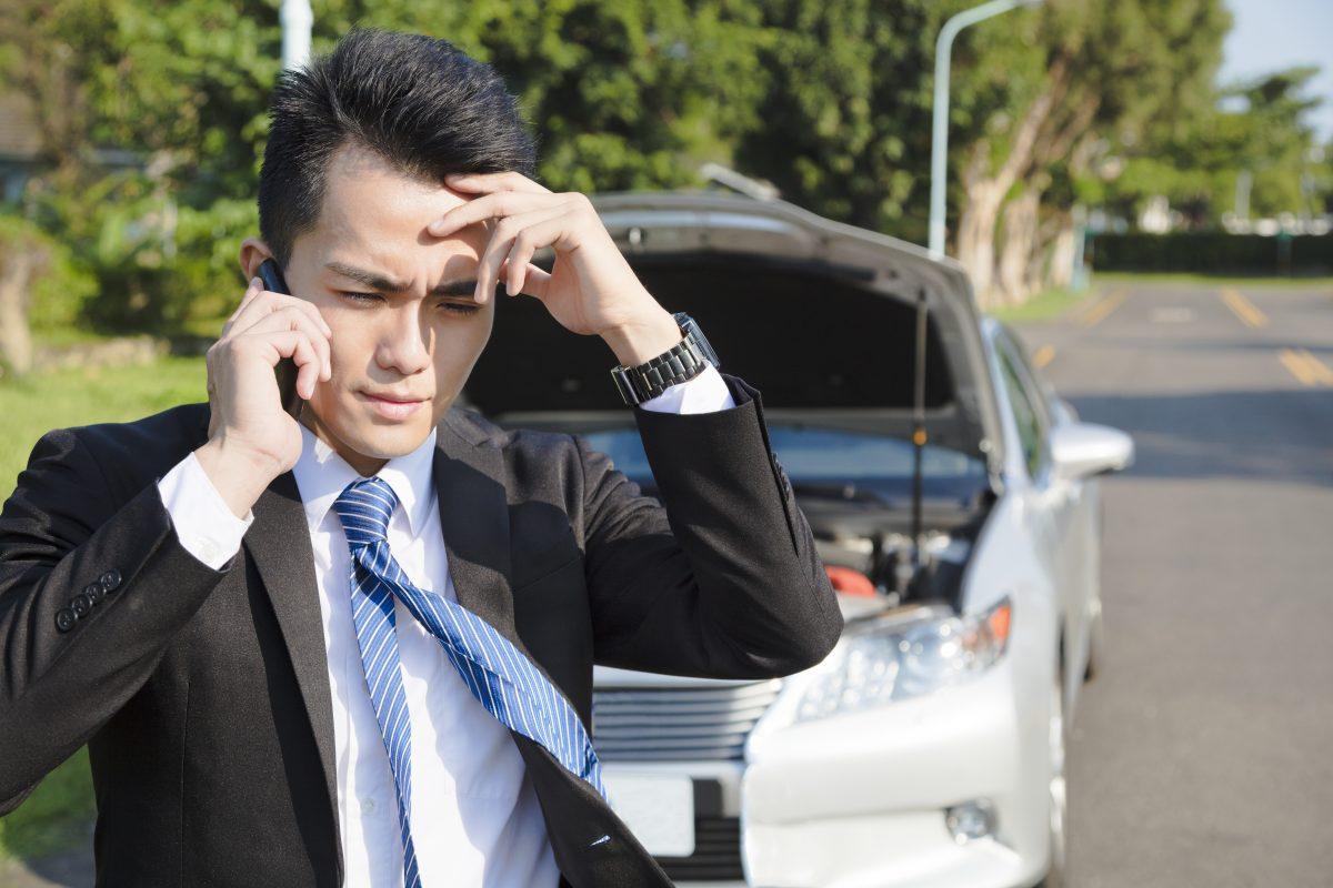 交通事故が起きたらまず誰に相談するべき?